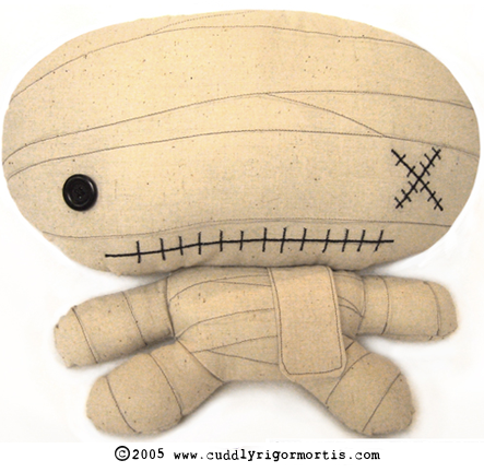 Mummy Plush