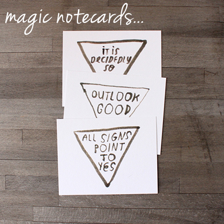maddy nye magic notecards