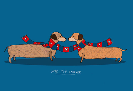 stacie swift illustration love you forever print