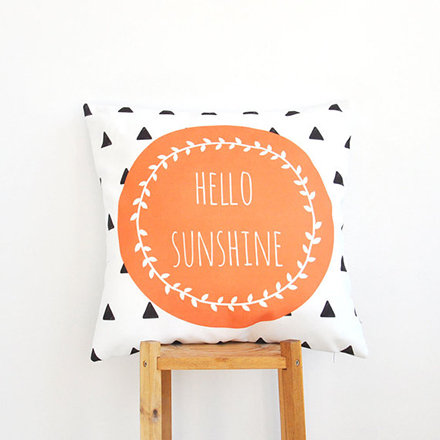 hello sunshine by love, joy, create