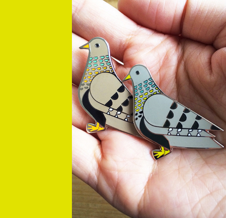 scout editions petit pigeon pin 2