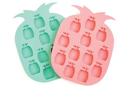 one kings lane pineapple ice trays